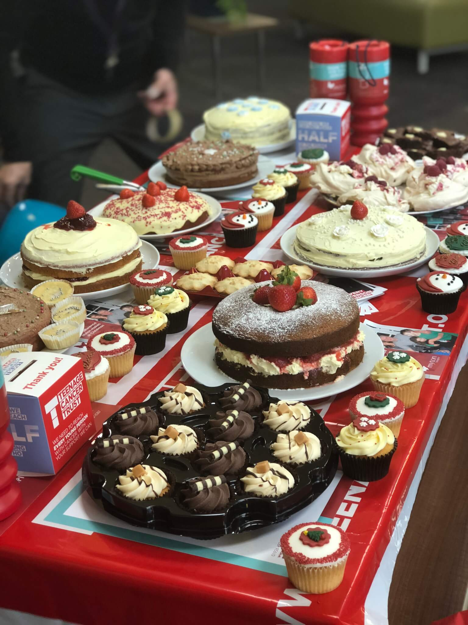 Charity Bake Sale Pictures Xyrius Group
